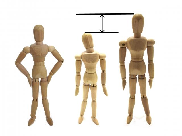 身長5cmも伸びただけでなく、O脚が改善した効果口コミ